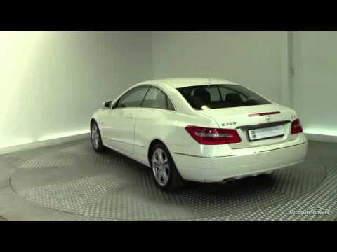 2011 MERCEDES E-CLASS E220 CDI BLUEEFFICIENCY SE