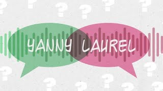 Laurel or Yanny? *Change Pitch and see what happens*