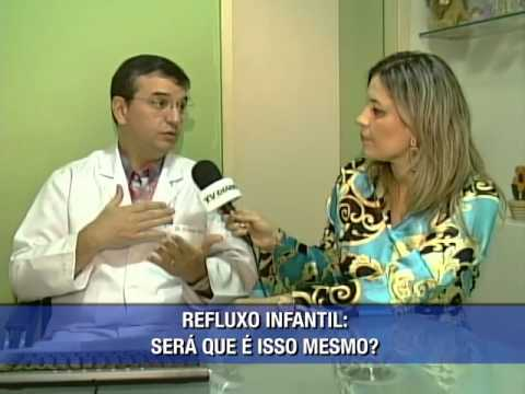 Check up Refluxo infantil