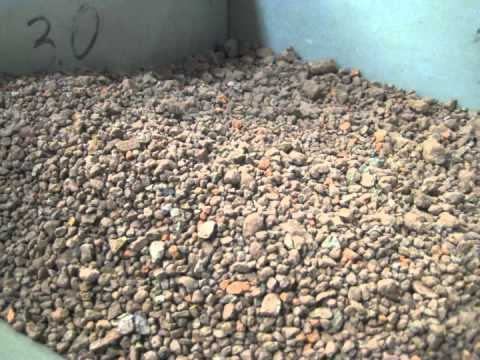 Screening Clay - Brick Plant