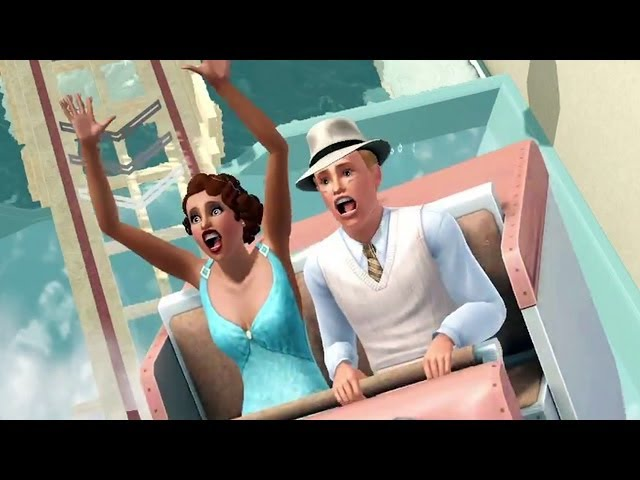 The Sims 3 Roaring Heights Gameplay Trailer