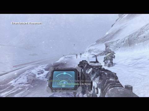 E3 2009: Modern Warfare 2 - E3 Demo