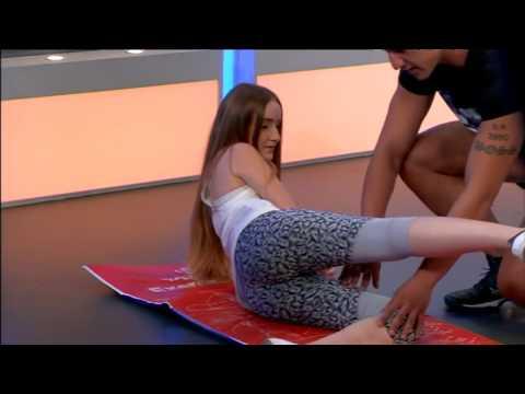 Κύπριος γυμναστής τρελαίνει γυναίκες