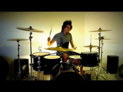 Pierce The Veil - King For A Day - DRUM COVER - Ray Avitia