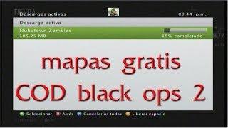Como Conseguir Los Mapas De COD Black Ops 2 Gratis!!! Sin