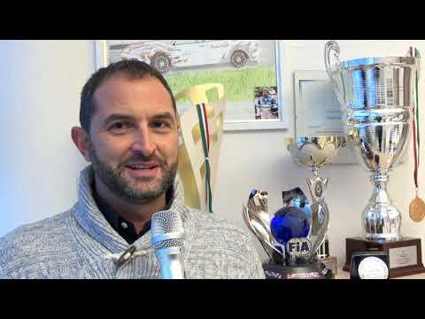 Copertina video Antonino Migliuolo dopo la premiazione FIA