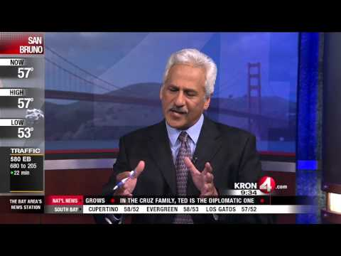 Water Expert Steve Ritchie Talks about the California Drought