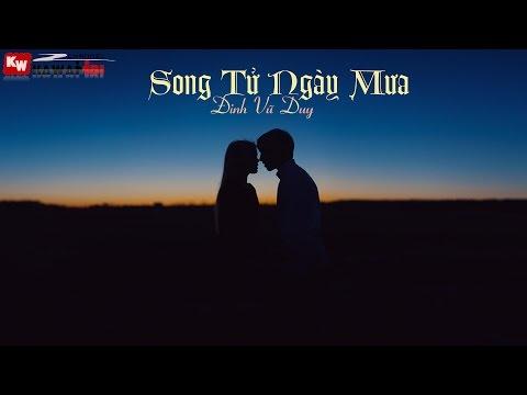 Song Tử Ngày Mưa - Đinh Vũ Duy [ Video Lyrics ]