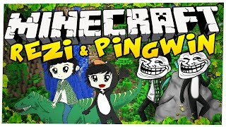 FUNNY MOMENTS ReZi & Pingwin ADVENTURES
