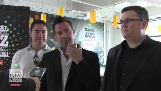 Grand Prix de Jazz TD 2013 – Hutchinson Andrew Trio