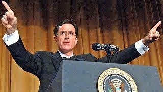 Stephen Colbert at the White House Correspondents' Dinner