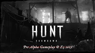 Hunt: Showdown - E3 2017 Gameplay Demo