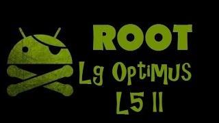 ROOT Lg L5 Ll E450g Bien Explicado