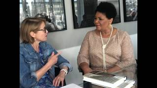 Katie Couric talks to Alice Marie Johnson about her new book,