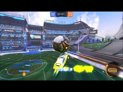 Rocket League - Best Goals & Saves Part 1 - Guitoon