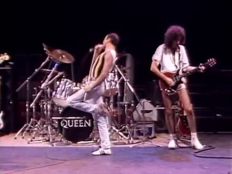 Queen - Live Aid 1985 rehearsal [Almost Complete]