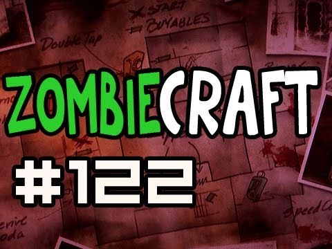 Minecraft: ZOMBIECRAFT - Last Resort w/ Nova Ep.122
