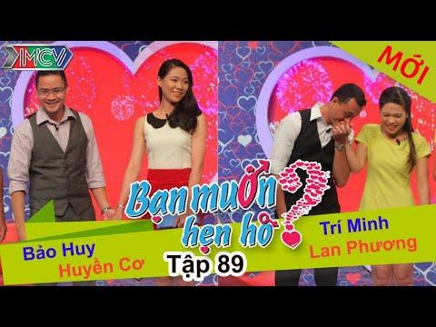 BẠN MUỐN HẸN HÒ - Tập 89 | Bảo Huy - Huyền Cơ | Trí Minh - Lan Phương | 19/07/2015