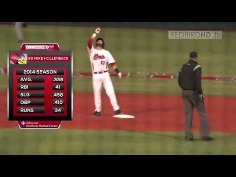 Chicago White Sox Draft Pick - Mike Hollenbeck Highlights