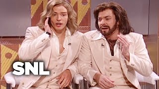 The Barry Gibb Talk Show: Bee Gees Singers - SNL