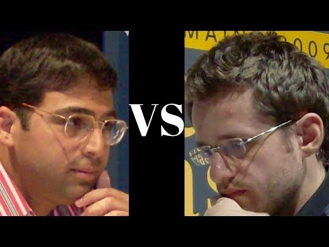 How to dominate a knight! Vishy Anand vs Levon Aronian - World Ch Candidates 2014