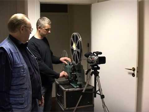 Смотреть видео Энтузиасты сохранили киноархив Вентспилса