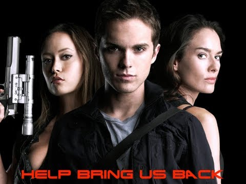 "Bring Back ""Terminator The Sarah Connor Chronicles"" 2013"