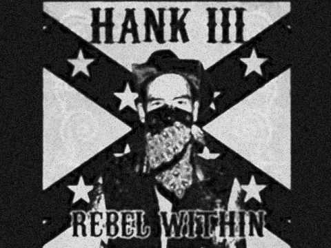 Hank III Gettin' Drunk And Fallin' Down