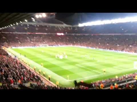 Manchester United vs.Olympiakos Pireus 19.03.2014 - 2:0