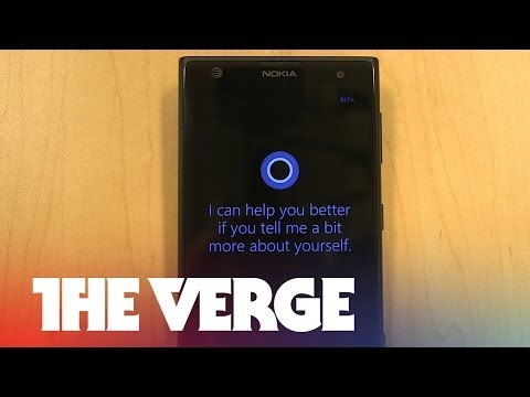 Cortana for Windows Phone 8.1 hands-on
