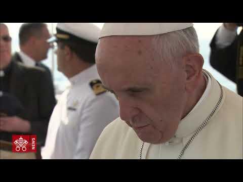 Papa sobre migração: a solidariedade é a única resposta sensata