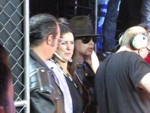 Axl Rose Lifetime Achievement Award April 23 2014