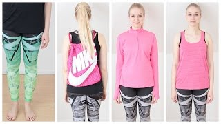 Sport Fashion Haul