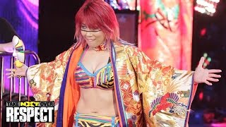 WWE Network: Asuka arrives in NXT: WWE NXT TakeOver: Respect