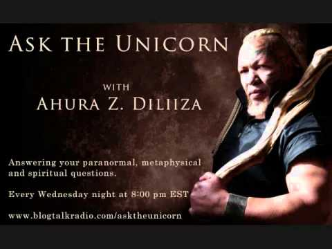 Ask the Unicorn radio show episode 01 Oct. 2 2013