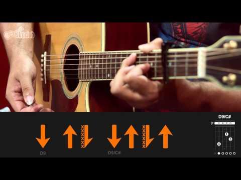 Maus Bocados - Cristiano Araújo (aula de violão completa)