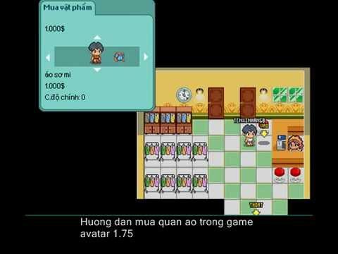 Game avatar - Mua quan ao trong game avatar 175