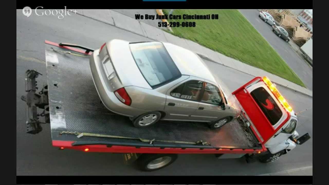 Buy Junk Cars Cincinnati Ohio