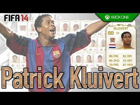 FIFA 14 | Legend Review | Patrick Kluivert !