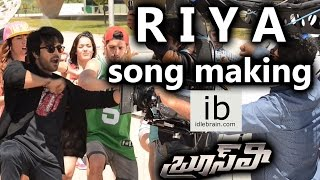 Bruce Lee RIYA Song Making