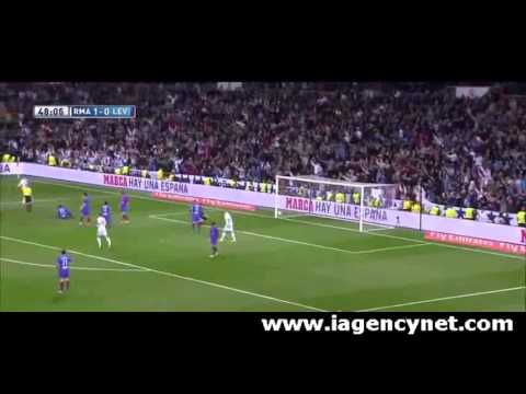Real Madrid 3 - 0 Levante UD Highlights - iAgencyNet.com