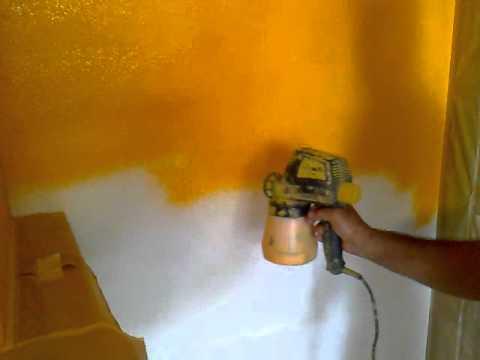 30082011009.mp4 pistola de pintura de paredes