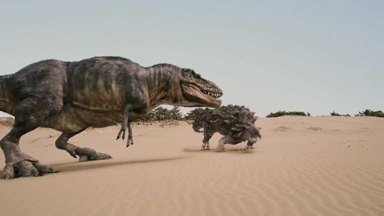 EGB: Vastatosaurus Rex vs DW2 Giganotosaurus