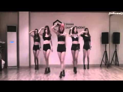 Girl Việt Nam Nhảy Nhạc Hàn Quốc