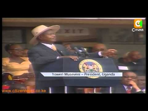 Museveni Lambasts the West over 'Neo-Colonialism'