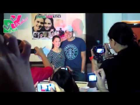 DongYan's Arrival - DongYanatics 5th Anniversary Party 2-17-13