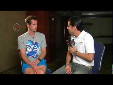 Exclusiva de Andy Murray con Claro Sports