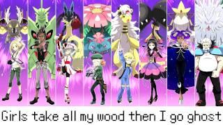 Pokemon Rap Bars & Badges (Prod. By Killing Spree)