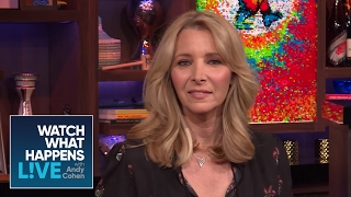 Lisa Kudrow's Gift From Taylor Swift   WWHL