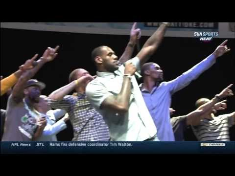 January 27, 2014 - Sunsports - Shane Battier's 2014